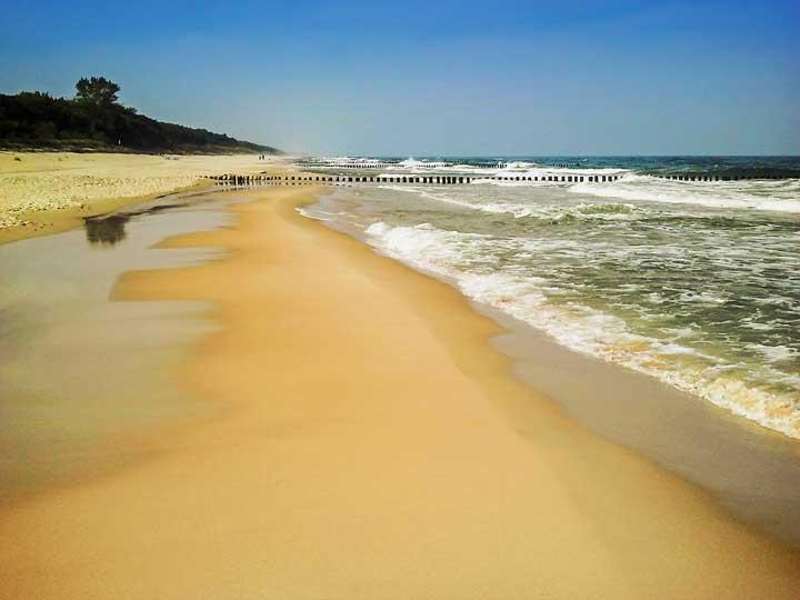 Strand von Chalupy