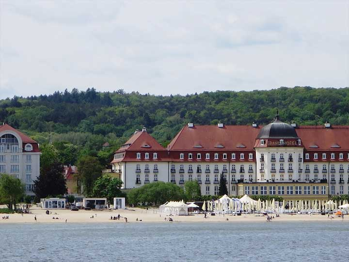 Ostseebad Sopot